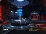 Star Wars : the Old Republic - E3 vaisseaux