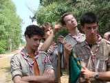 Troupe Saint Benoît Issy, Camp scout 2006 Sologne