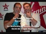 Canular Téléphonique Le Coup de Bourg : Gérard Darmon piégé par Olivier Bourg sur Virgin Radio !