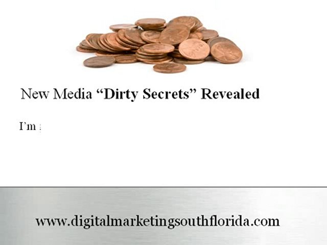 Internet Marketing South Florida, Internet Marketing Strate