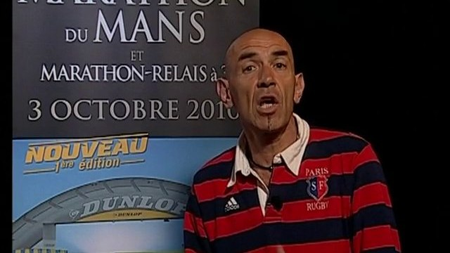 Marathon du Mans : Le PI Marathon