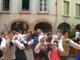 Empi et Riaume Festival international de folklore 2010