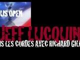 US OPEN : Revivez le 2eme tour de Jean-Francois Lucquin
