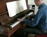 Nocturne opus 48 N°1 en do mineur de Chopin par Eric hénon