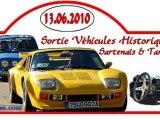 Sortie véhicules historiques en Corse