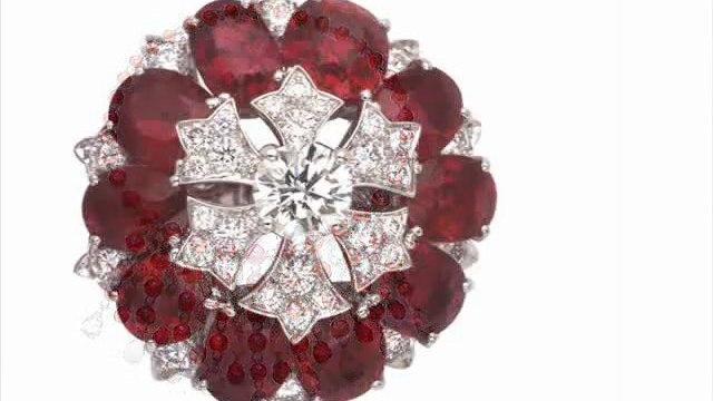 Fascinant rubis, étincelant rubis…