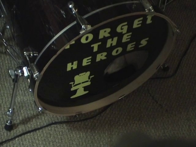 Forget the Heroes interview