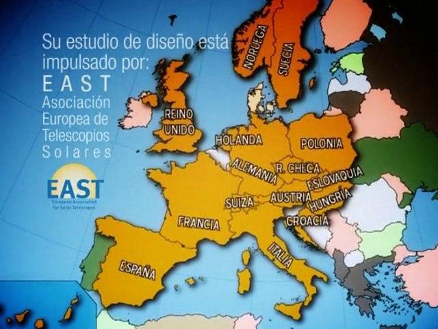 Islas Canarias: European Solar Telescope