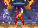 Marvel super heroes cps2 Iron man
