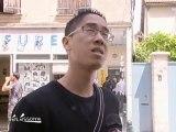 Micro libre caméra : Campagne de la sécurité routière