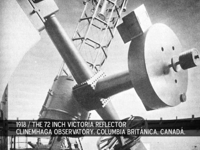 Historia de los telescopios