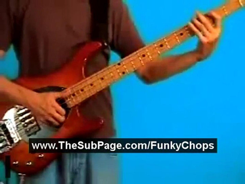 Play Funky Slap Bass Riffs   Learn Bass guitar   Bass Method