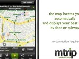 mTrip Launches Travel Guides for iPhone and iPod Touch