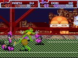 Test de Tortues Ninja 4 : Turtles in Time ( Snes )