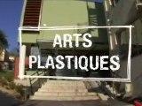 Cours d'arts plastiques à La CLEF