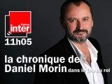 Stéphane Bern l'usurpateur - La chronique de Daniel Morin