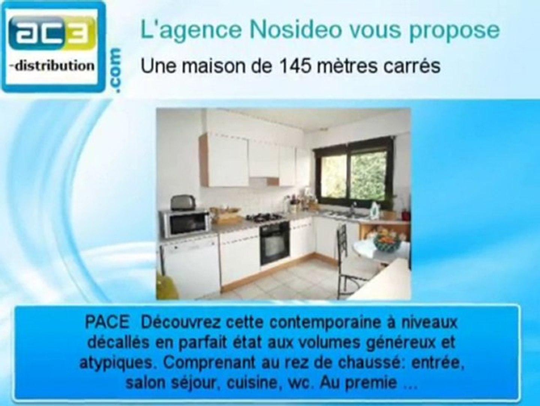 A vendre une maison de 145 m2 à Pacé