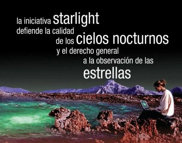 Starlight - El derecho a la luz de las estrellas
