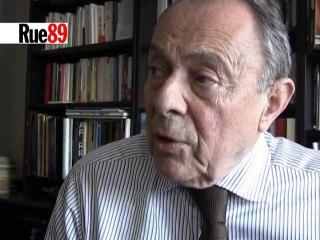 Vid�o de Michel Rocard