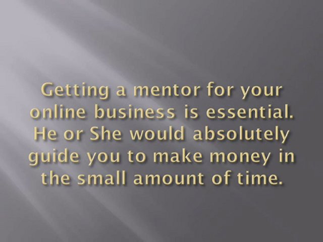 Success Coach for Your Online Business