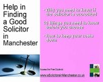 Manchester Solicitors  Family  Solicitors in Manchester