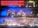 The big 4 Metallica, Anthrax, Megadeth, Slayer live in Sofia