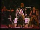 Michael Jackson : Things I do for you live