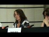 Françoise Mesnard, vice-Présidente du CR Poitou-Charentes