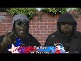 Tea Party Racist? Political, humor, funny, comedy Neeto Star