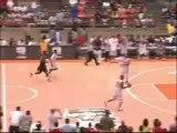 basket dunk panier 720 joueur houston