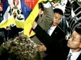 Китайские охранники чуть не побили парламентария