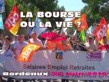 Manifestation Retraites 24 juin Bordeaux