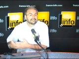 Francois Chérèque, France-Info, 25 06 2010