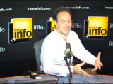Marc Levy, france-info, 25 06 2010