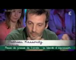 """Ce soir ou jamais"": 11/9 & liberté d'expression (Kassovitz)"