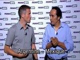 Argentine - Mexique (8ième de finale) : Vidéo Pronostics