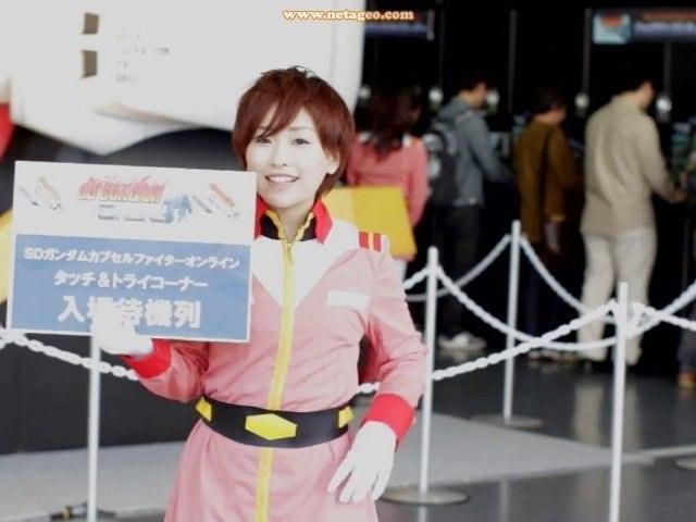 SD Gundam Online event in Tokyo/Akihabara