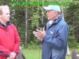 PEI Cottage Rental Golf PEI