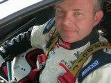 Rallye : Le Décolletage sur 206 WRC