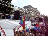Gay Pride 2010 - Paris - Char des policiers gay
