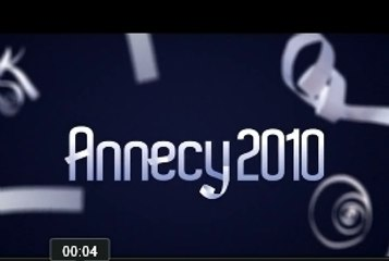 Festival international film animation Annecy fifa 2010