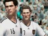 Allemagne - Angleterre Coupe du Monde 2010 FIFA 2010 Partie