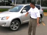 WOW Check out this NEW 2011 Toyota Rav 4 Sport at Sun Toyota