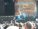 Airbourne - Too much, too young, too fast - Hellfest 2010