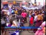 Uruguay-Festejo a la Uruguaya