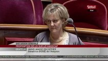 SEANCE,Séance - proposition de loi sur le handicap