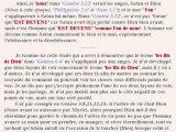 (13 de 13) Genèse 6: qui sont les géants, les fils de Dieu_?