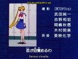 #479 - Sailor Moon R - Ending - Otome No Policy