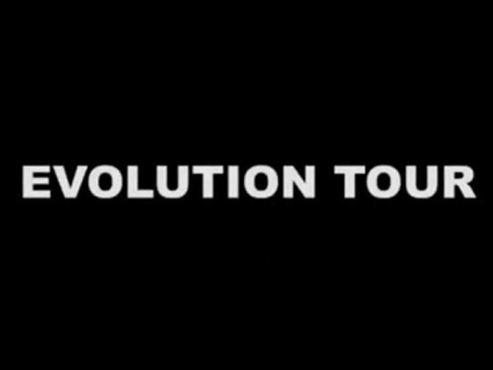 Evolution tour trailer
