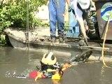 Une semaine pour nettoyer la rivières de l'Yerres